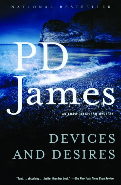 Devices and Desires - P. D. James book cover