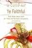 O Come All Ye Faithful Pure Sheet Music Duet For Viola And Baritone Saxophone