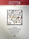 Led Zeppelin III Platinum Guitar