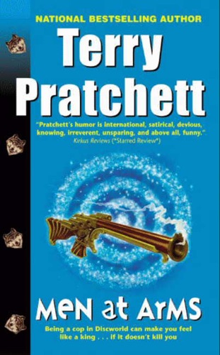 Terry Pratchett - Men at Arms
