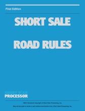 Short Sales Road Rules