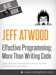 Effective Programming: More Than Writing Code Copertina del libro
