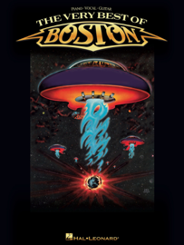 The Very Best of Boston (Songbook)