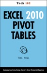 Excel 2010 Pivot Tables