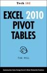 Excel 2010 Pivot Tables