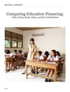 Comparing Education Financing