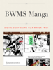 Black Water Media Arts students - Black Water Middle School Manga Grafik