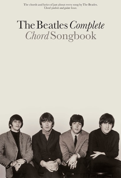 The Beatles Complete Chord Songbook by Wise Publications