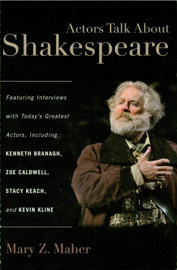 Actors Talk About Shakespeare book