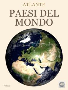 Atlante PAESI DEL MONDO Copertina del libro