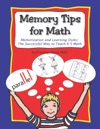 Memory Tips For Math