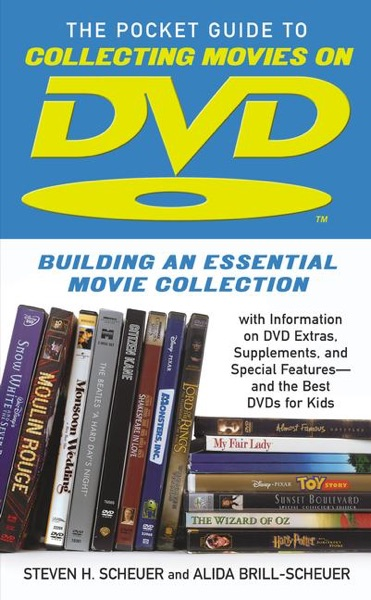 Pocket Guide to Collecting Movies on DVD - Steven H. Scheuer & Alida Brill-Scheuer book cover