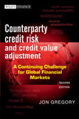 Counterparty Credit Risk and Credit Value Adjustment