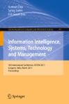 Information Intelligence Systems Technology And Management