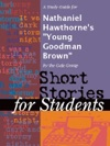 A Study Guide For Nathaniel Hawthornes Young Goodman Brown