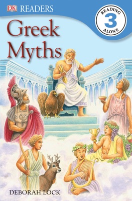DK Readers L3: Greek Myths (Enhanced Edition)