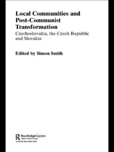 Local Communities And Post-Communist Transformation