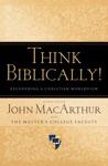 Think Biblically