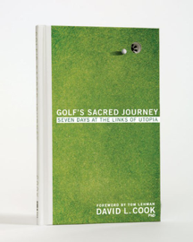 Golf's Sacred Journey book
