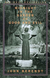 Midnight in the Garden of Good and Evil Book Cover