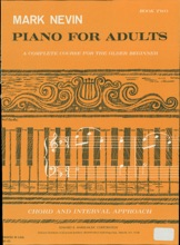 Mark Nevin - Piano For Adults Book 2 (Music Instruction)