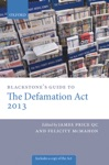 Blackstones Guide To The Defamation Act
