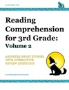 Reading Comprehension For 3rd Grade Volume 2