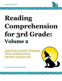 READING COMPREHENSION FOR 3RD GRADE: VOLUME 2