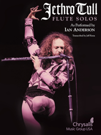 Jethro Tull - Flute Solos (Songbook) book