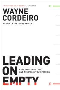 Leading on Empty Book Cover