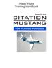 Wings Jet Flight Training, LLC - CE510 Pilots' Flight Training Handbook artwork