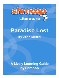 Paradise Lost Shmoop Learning Guide