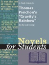 A Study Guide For Thomas Pynchons Gravitys Rainbow