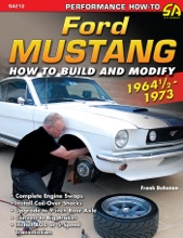 Ford Mustang 1964 1/2 - 1973