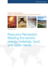 Resource Revolution Meeting The Worlds Energy Materials Food And Water Needs