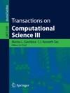 Transactions On Computational Science III
