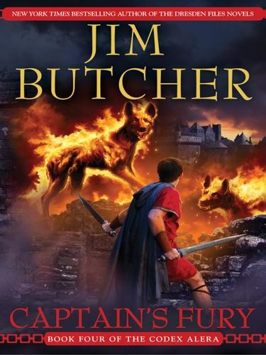 Jim Butcher - Captain's Fury