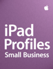 Apple Inc. - Business - iPad Profiles - Small Business artwork