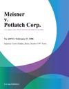 Meisner V Potlatch Corp
