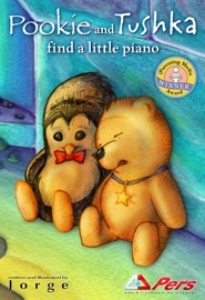 Pookie and Tushka - Jorge Book