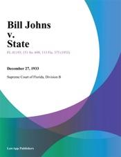 Download Bill Johns v. State