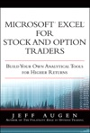 Microsoft Excel For Stock And Option Traders