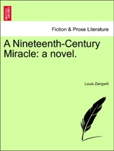 A Nineteenth-Century Miracle: A Novel.