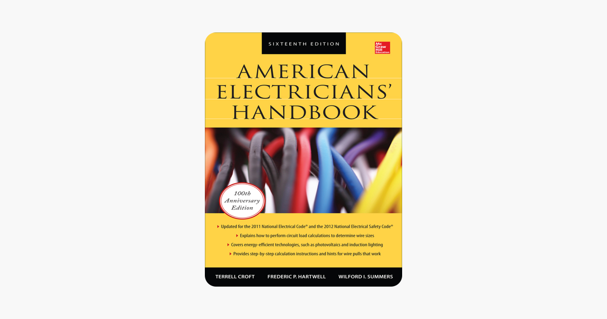 Groovy American Electricians Handbook Sixteenth Edition On Apple Books Wiring Database Numdin4X4Andersnl