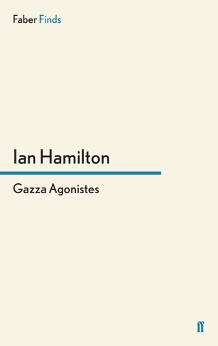 Ian Hamilton - Gazza Agonistes