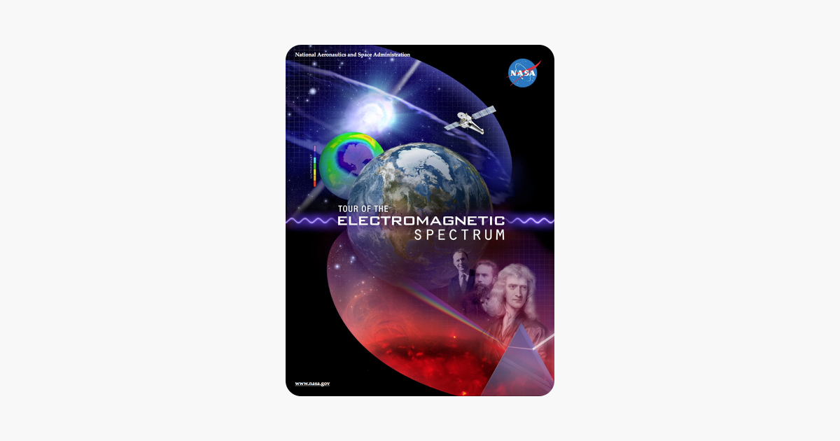 ‎NASA: Tour of the Electromagnetic Spectrum on Apple Books
