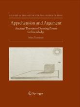 Apprehension And Argument
