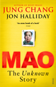 Mao: The Unknown Story Book Cover