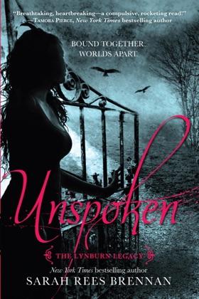 Unspoken (The Lynburn Legacy Book 1) image