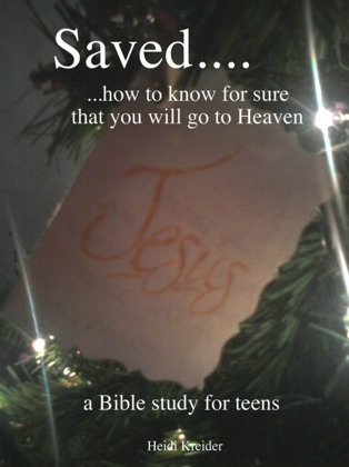 Saved... A Bible Study for Teens image